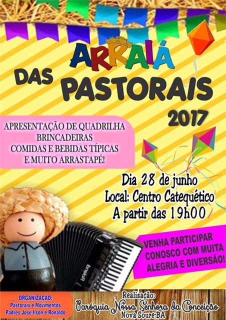 arraidaspastorais